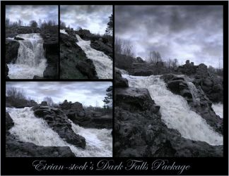 Dark Falls Package by Eirian-stock