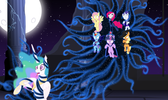 Nightmareverse - Elements in the Shadows by Magister39