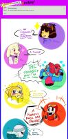 QuantumTale :ASKVENTURE!: Hopes and Dreams by perfectshadow06