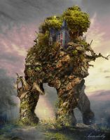Tree Monster by Amirchelly50