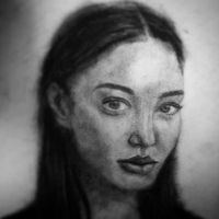 portrait drawing 45 by nerdfighter17