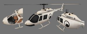 Bell 206 'unfinished' by ToTac