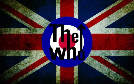 The Who Logo by W00den-Sp00n
