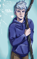 Jack Frost by LadyDeadPooly