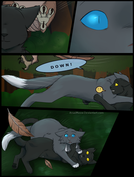 The Recruit- pg 243 by ArualMeow