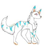 Pixel pupper  by TheLittleFluff