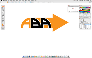 ABA logo concept design by Paterack