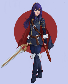 Lucina by AyyScorchy