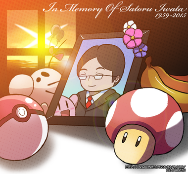 Leave Luck to Heaven (RIP Satoru Iwata) by Dragonith