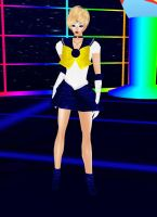 Sailor Uranus by dragonzero1980