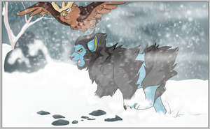 UBF - Challenging the Blizzard by CasFlores