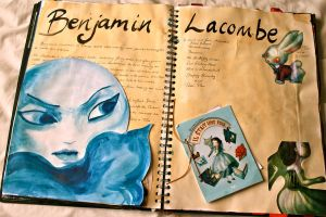 Benjamin Lacombe by atticwolf