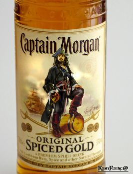 Captain Jack Rum by KomyFly