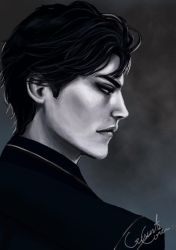 Fanart: Tom Riddle by  LAS-T by CresentCore