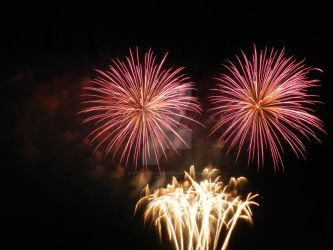 Firework Smile by xTheFantome