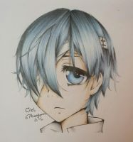 Black Butler: Ciel Phantomhive by KeepYourEyesOpenx3