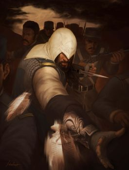 Assassin`s Creed Brasil: Fight For Republic by ROD-Windt