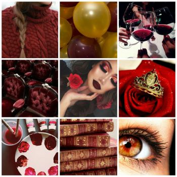 gryffindor moodboard by amber-kat