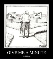 Give Me a Minute by jay4gamers1
