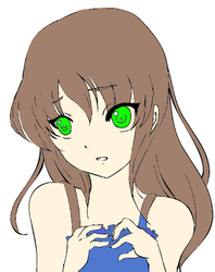 Alisha: LukeTear Child - Tales of the Abyss by mkayswritings