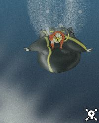 ::BONUS:: The Scuba Incident by InflateHerMore