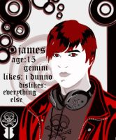 james by harusame