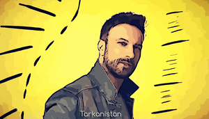 Tarkan | ''Hadi O Zaman - Cartoon Effect'' by Tarkanistan