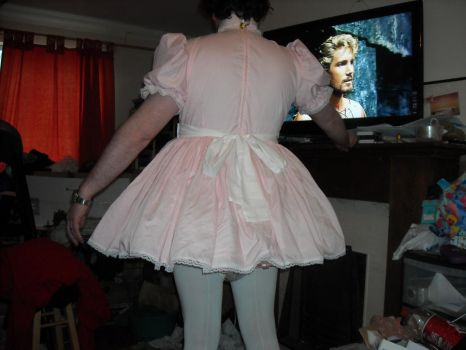 sissy maid dress by babyroger