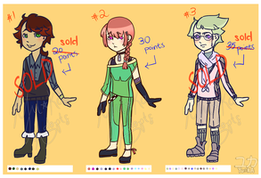 [CLOSED] - Human Male Adopts (0/3) by PuellaeAudientaYuka