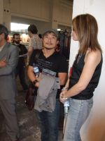 Salon Del Comic - Jim Lee by mmacklin
