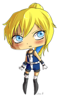 Point Commission - Chibi Alyssah by virro-d
