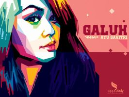 Galuh Wpap by opparudy