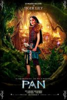 PAN: Tiger Lily Recast by Valor1387