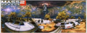Mass Effect 2 - Panorama VIII by Riot23