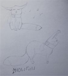 Showfield sketches by crushedbutterfly101