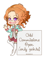 Chibi Commissions by Bleiy