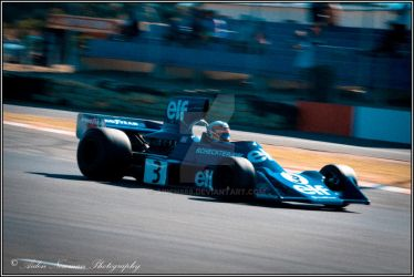 Passion for Speed 2015-Tyrrell V8 Cosworth by Aiden888