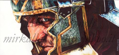 ryse: son of rome by ThessaGreenleaf