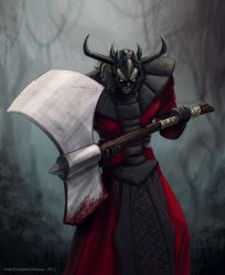 Lord of Tresserhorn by ivanev