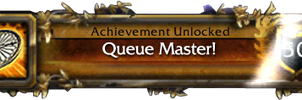 WOW Achievement template by Kxmode