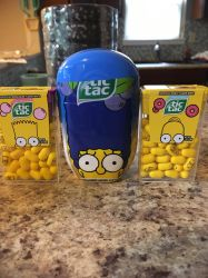 Simpsons Tic Tacs by Simpsonsfanatic33