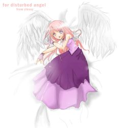 Disturbed Angel Arttrade by yinsey