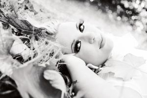 falling for you 2 - bw by sayra