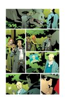 Doctor Who II Issue 6 Pg7 by CharlieKirchoff