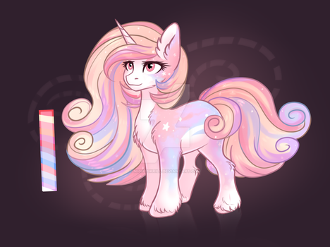 My little pony adoptable  closed by nightskrill