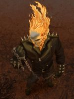 Victories Ghostrider by Oi1Bob