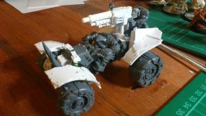 Ork Buggy by SoM-Monk