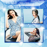+Sulli   Photopack #O1 by AsianEditions