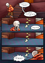 .: SwapOut : UT Comic [2-8] :. by ZKCats