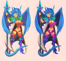Da - Xia Color Fix Reference by snoop19922002